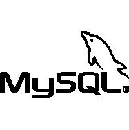 Vektorisiertes MySQL Logo